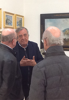 Video presentazione mostra Eugenio Magno 16/05/2014