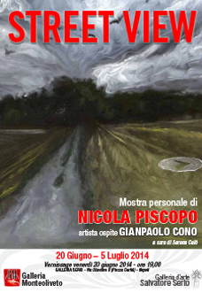 Personale di Nicola Piscopo:Street Views
