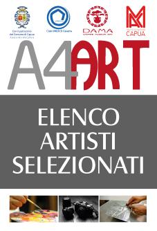 A4ART Elenco Artisti selezionati